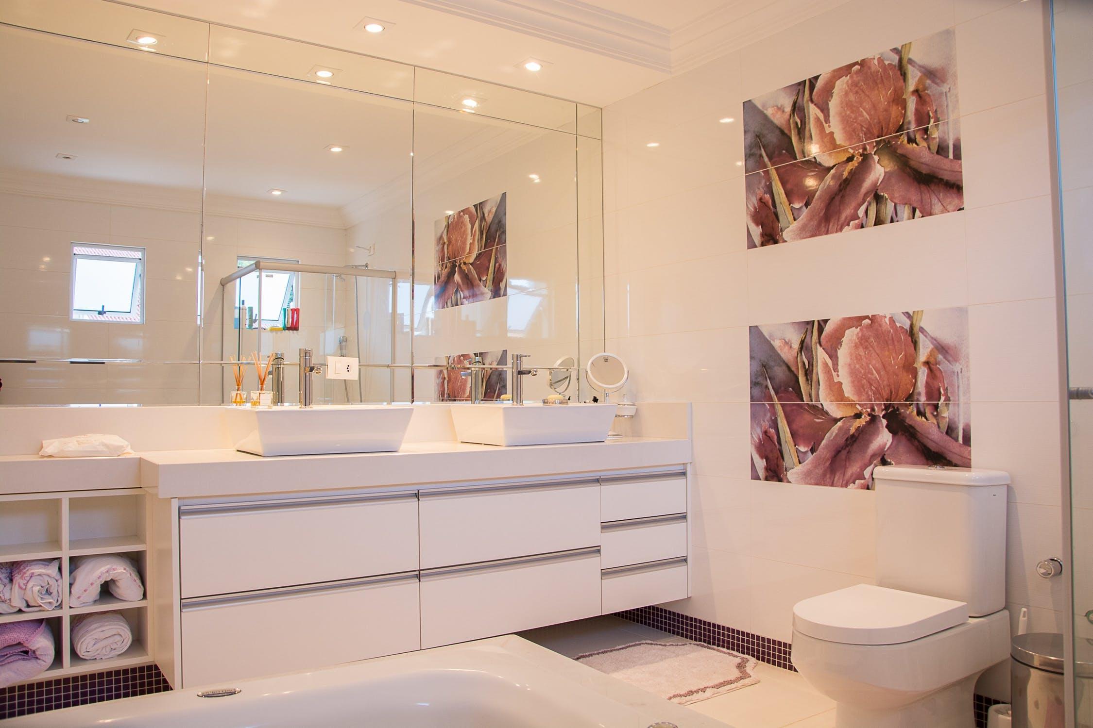 Decorer Sa Salle De Bain Soi Meme l'art de la maison en un blog